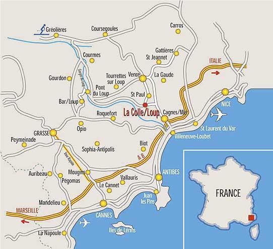 Saint Paul De Vence France Images